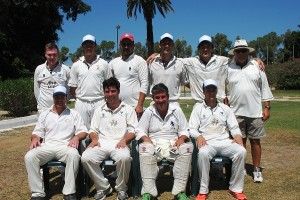 Emperors Cricket Club