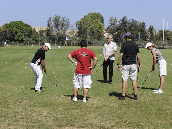 Golf-Lessons